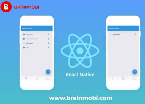 Best React Native Mobile App Development Company in