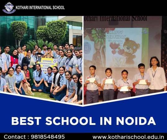 Best School in Noida - lessons & tutoring