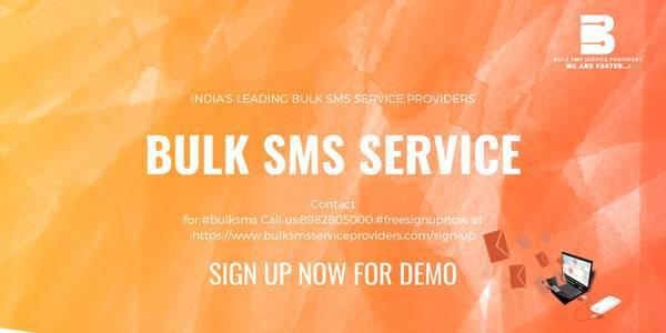 Bulk sms service - small biz ads