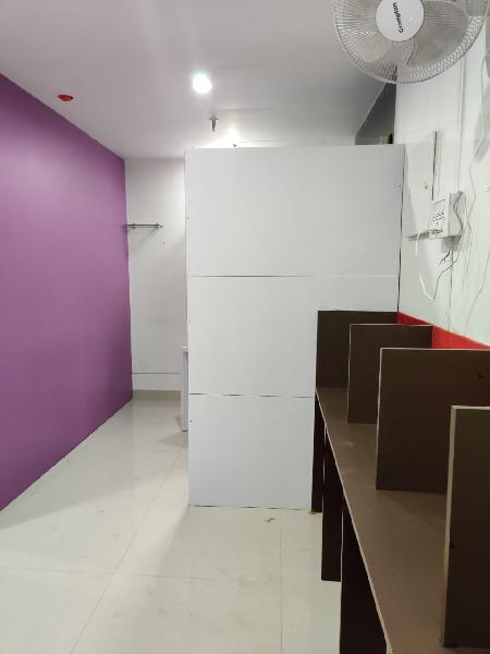 Fully furnished office for rent in new town