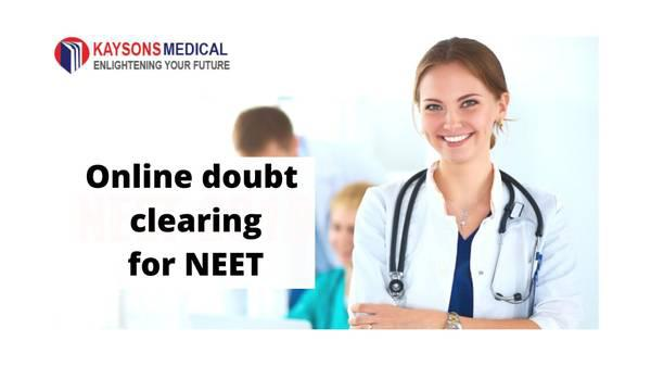 Online doubt clearing for NEET - small biz ads