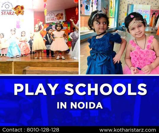 Play schools in noida - creative services