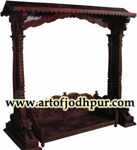 Rajasthan furniture jhula swings