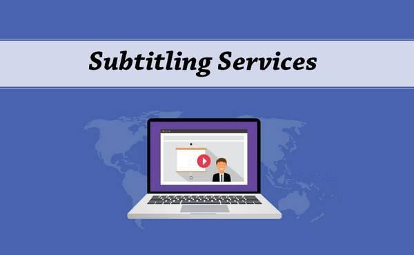SubtitlingServicesinMumbai - writing / editing /