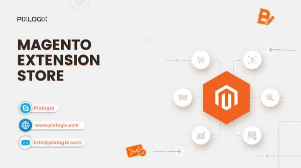 Top rated magento extensions store – pixlogix - computer