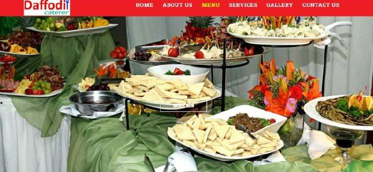 What makes daffodil caterer the best in kolkata