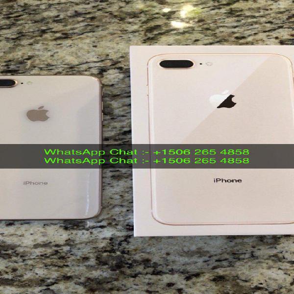 Iphone 8 plus 64gb free new warranty invoice 8 access