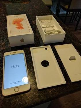 Apple I phone 6 s we have retail and whole sale