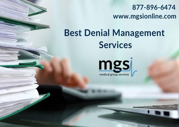 Best Denial Management Services - small biz ads