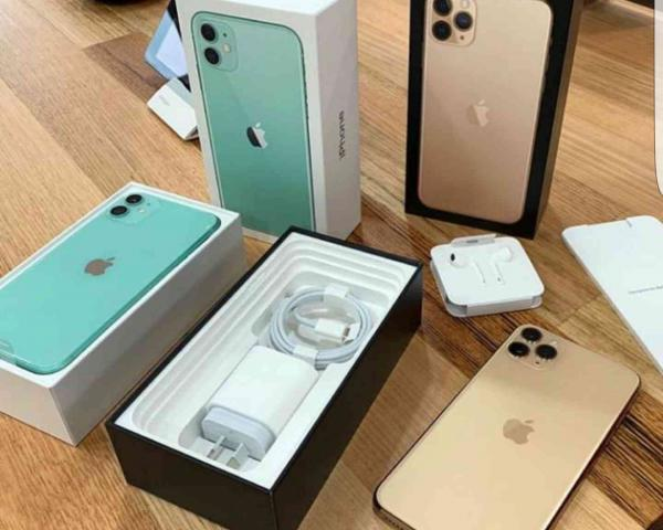 For sale new latest apple iphone 11 pro max 512gb gold des