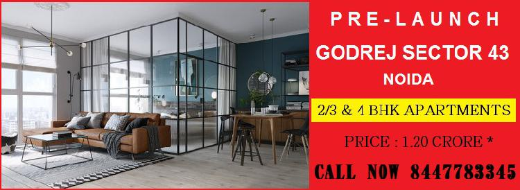 Godrej Properties Sector 43 Noida Luxury Project