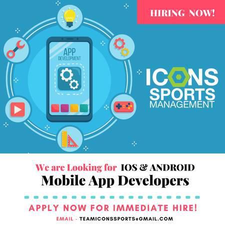 Mobile app developer - systems/networking