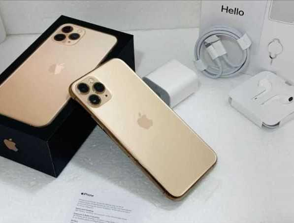 NEW Apple IPhone 11 Pro Max 512GB GOLD l
