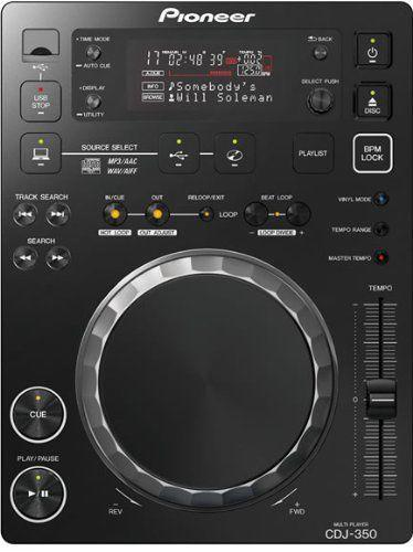 Pioneer DJ Pioneer CDJ350 DJM450 Player Mixer SET