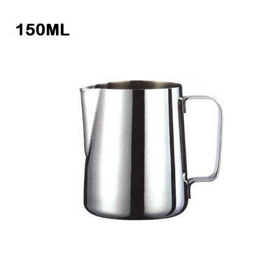 Stainless steel milk frothing art pitcher espresso coffee