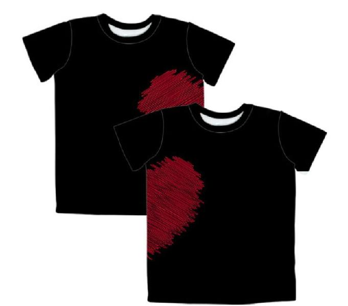 Valentine day special offer ! couple t-shirts | rightgifting