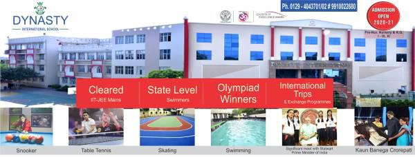 Admissions Are Open In CBSE School In Faridabad - lessons &