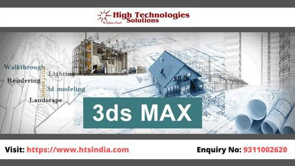 AutoCAD 3Ds Max Training in Delhi - lessons & tutoring
