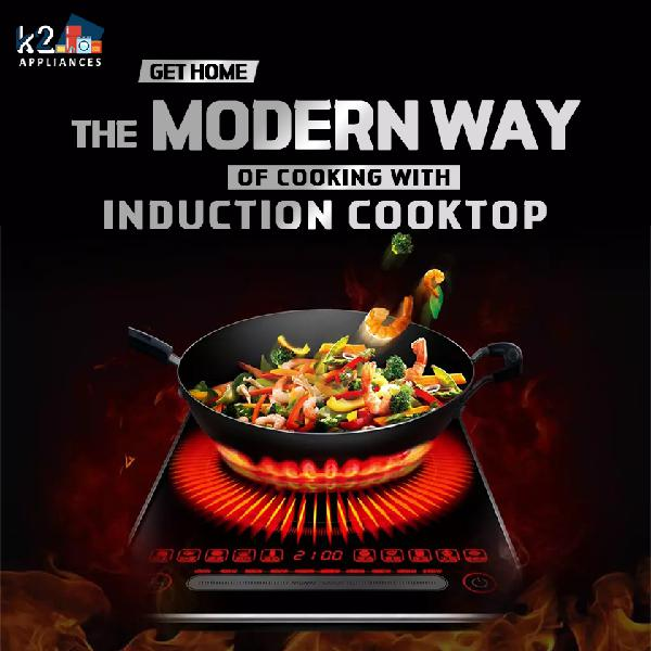 Bring home the best induction cooktop this republic day