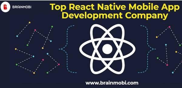 Top React Native Mobile App Development Company in
