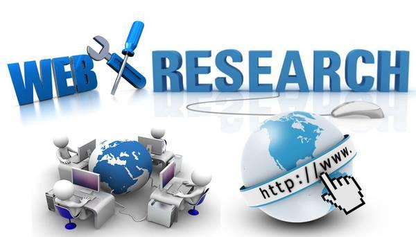 Valuable enterprise selections with web research services -