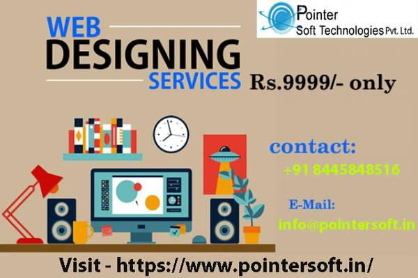 Website design company in India - computer services