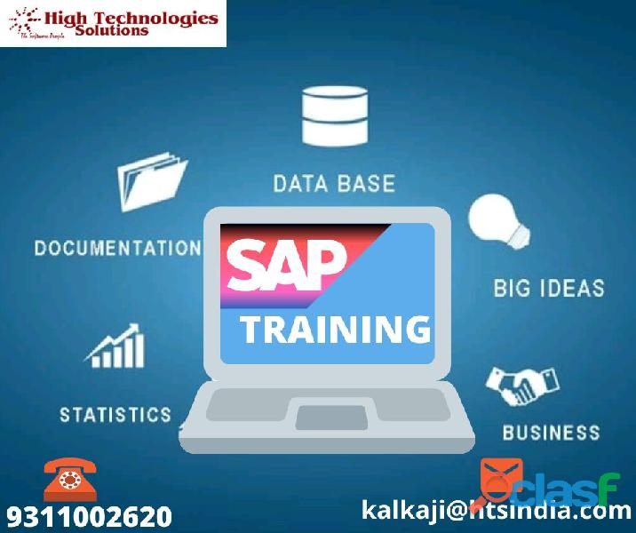 Get trained from SAP ABAP training institute
