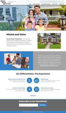Bespoke Web Design, Re-Design, and SEO, India Based,