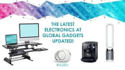 Global gadgets - the best electronic store in khan market -