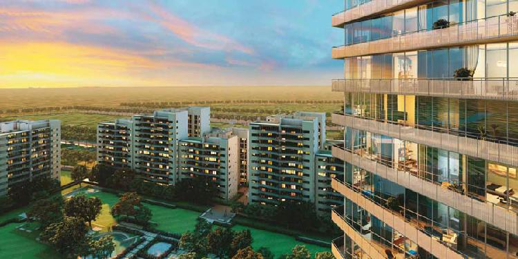 3bhk 4bhk ready to move in smart homes ireo skyon