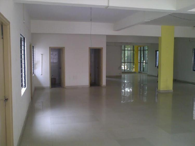 7953 sqft Unfurnished office space for rent at Indira Nagar