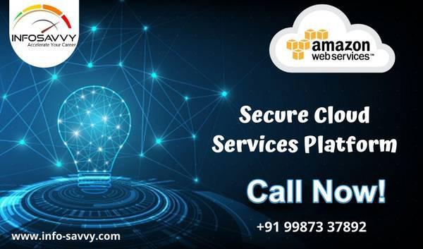 AWS is secure cloud services platform - lessons & tutoring
