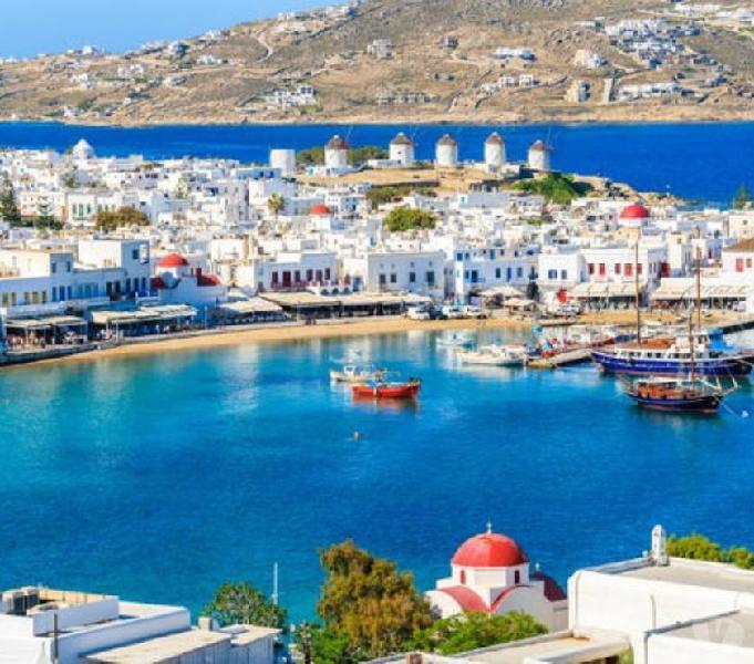 Amazing Santorini Tour Package 3 Days & 2 Nights