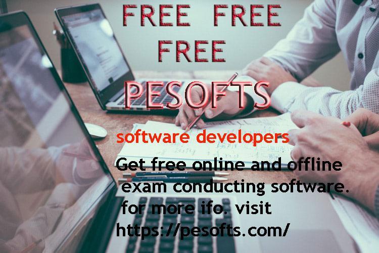 Features Of Online Exam Software