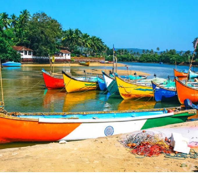Goa Adventure Package: Grand Island Tour & Dudhsagar Falls