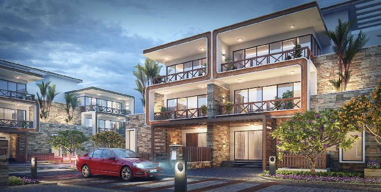 Luxury Villas in Sector C Ansal Sushant Golf City