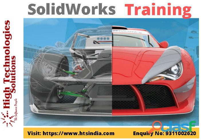 AutoCAD SolidWorks Training in Delhi