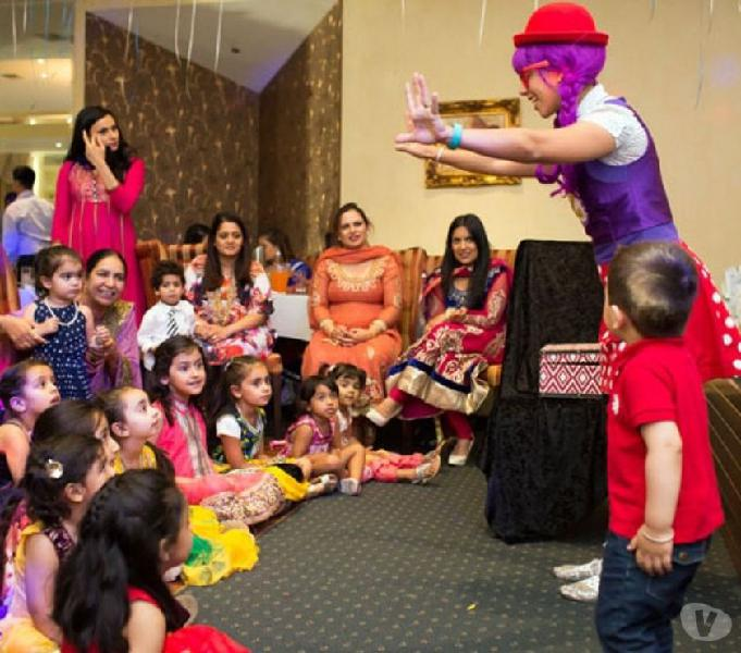 Magician for birthday party in hyderabad