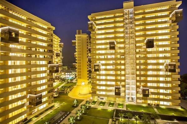 Service apartments in gurgaon for rent   salcon the verandas