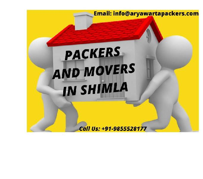 Packers and movers in shimla 9855528177