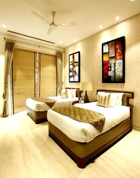 Sector22 ambience creacions luxury flats