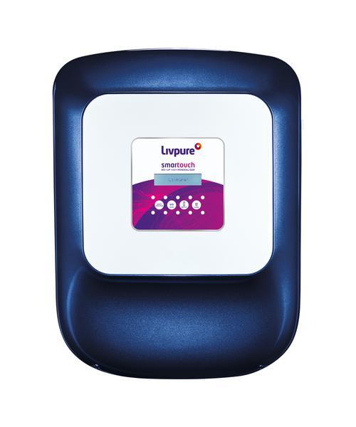 Water purifier ro water purifiers livpure smart touch