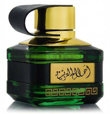 Ajyad arabian dream 100 ml e edp / 3.4 oz oriental rich