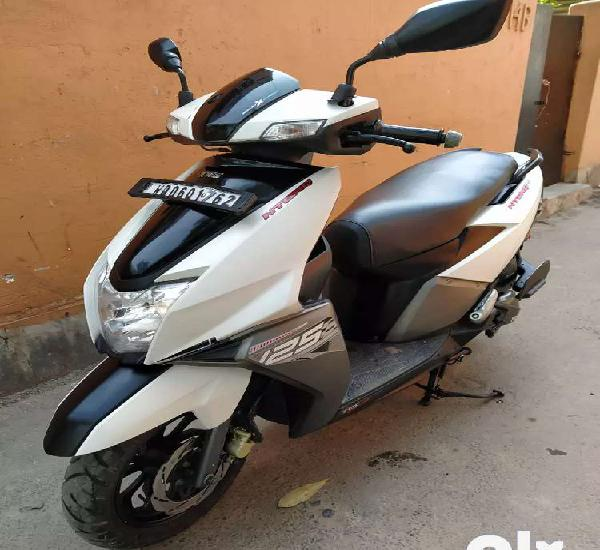 Tvs ntorq scooty for sell