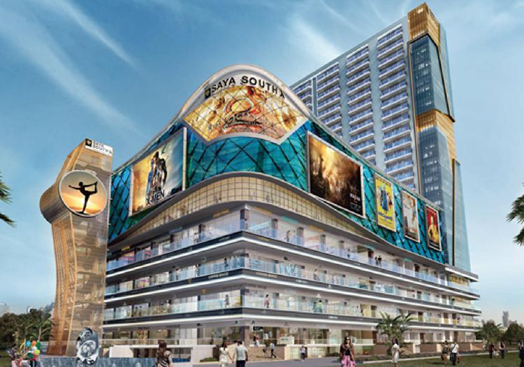 Saya south x mall commercial property greater noida west