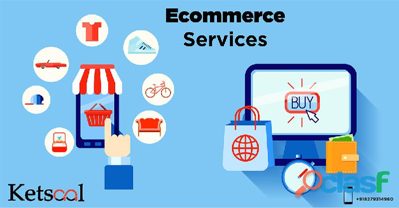 Ecommerce solution provider | ecommerce service provider in india