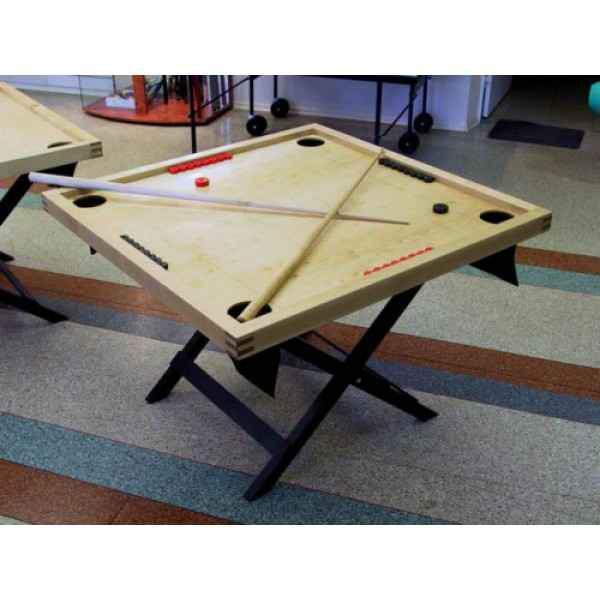 Novuss a similar game of billiards