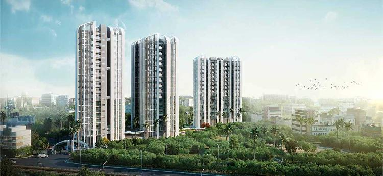 Ps amistad apartments for sale in new town kolkata