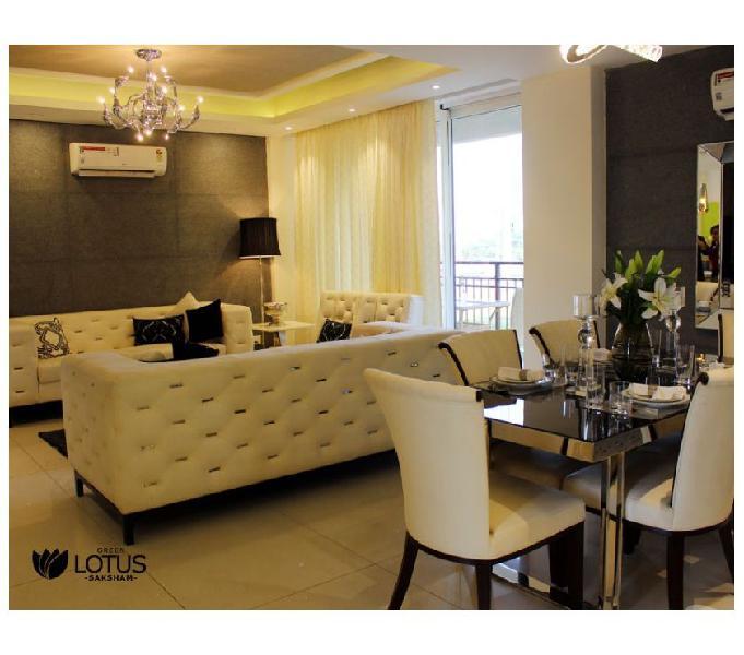 5 bhk luxury apartment for sale in green lotus saksham