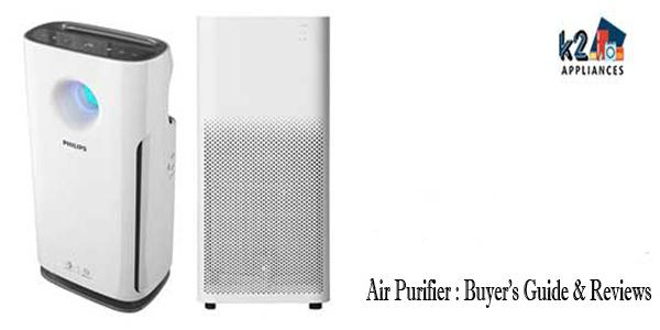 Air purifier buyers guide reviews
